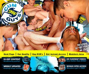 Welcome to Cum Swap Guys - hottest gays fuck and swap sperm!