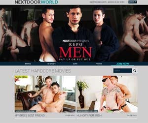 Welcome to Next Door World - XXX Gay Sex Videos